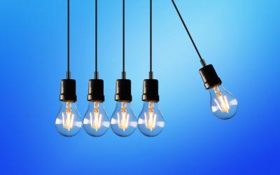 Geld sparen bei Strom und Gasvertrag